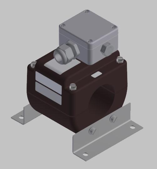 UGSSF 105 Freiluft Stromwandler Kabelumbau-Stromwandler zweiteilig