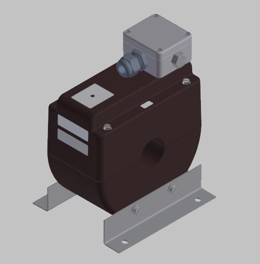 UGSSF 704 Freiluft Stromwandler Kabelumbau-Stromwandler zweiteilig