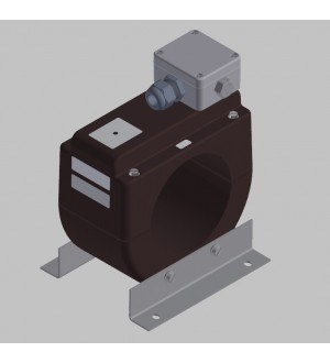 UGSSF(B) 704 / 710 Freiluft-Kabelumbau-Stromwandler, Bahnanwendung