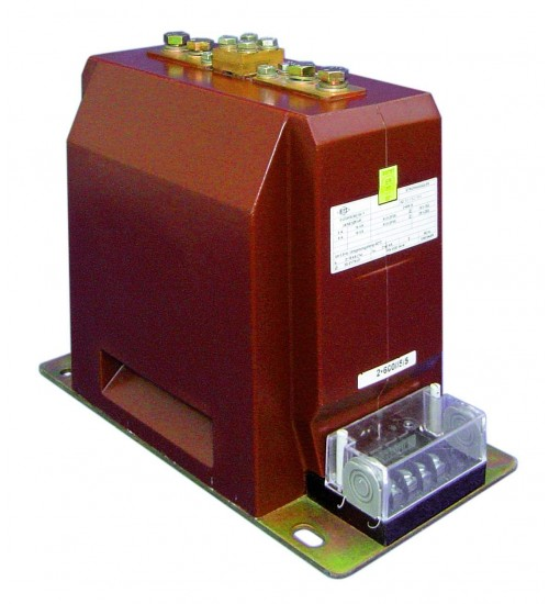 GIS 12 | 24 Indoor Current Transformer Support Type, Narrow Design according to DIN 42600 part 8, Block-Type,