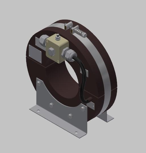 RKUF 2310 Outdoor Split-Core Current Transformer