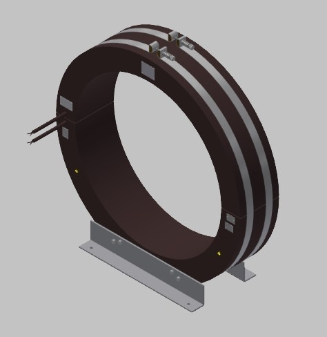RKUF 5745 Outdoor Split-Core Current Transformer