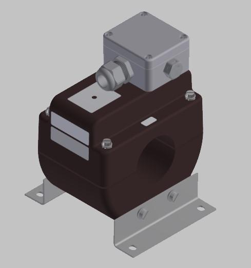 UGSSF 705 Outdoor Current Transformer Split-Core Type