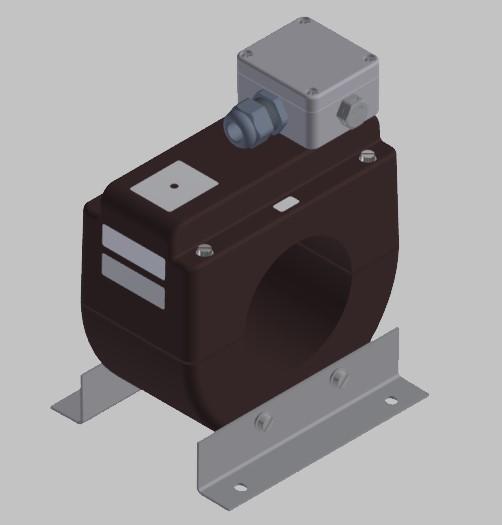 UGSSF 708 Outdoor Current Transformer Split-Core Type